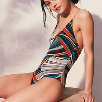 LEZARD X UO Colette One-Piece Swimsuit - Urban Outfitters
