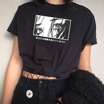 Anime Eyes T shirt