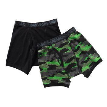 Tony Hawk 2-pk. Boxer Briefs - Boys 8-20
