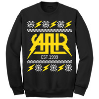 All-American Rejects Holiday Crew Sweatshirt - All American Rejects Shop