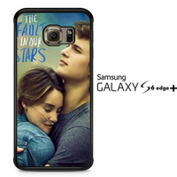 the fault in our stars movie X0664 Samsung Galaxy S6 Edge Plus Case