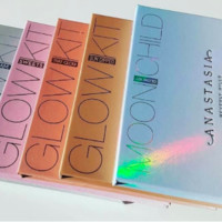 Anastasia Beverly Hills Glow Kit Moonchild Gleam That Glow Sweet Sun Dipped