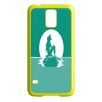The Little Mermaid Disney Princess Ariel, Flounder and Sebastian Samsung Galaxy S5 Case