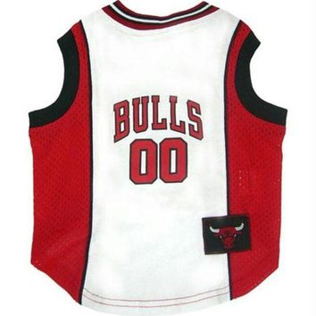 Chenier Chicago Bulls Dog Jersey