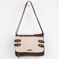 Roxy Abroad Bag Brown Combo One Size For Women 22940444901