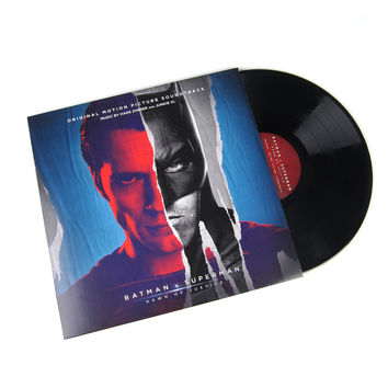 Hans Zimmer & Junkie XL: Batman v Superman - Dawn of Justice Vinyl 3LP