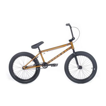 GATEWAY B TRANS GOLD FRAME COMPLETE BMX BIKE 2019