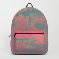 Close your Eyes Backpacks by DuckyB
