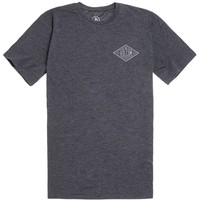 Volcom A Frame Surf T-Shirt - Mens Tee - Black
