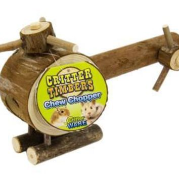 Ware Critter Timber Wood Chew Chopper Hideout