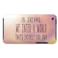 Your Own Dream World iPod Touch 4G Case