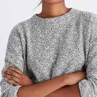 Textured Funnelneck Top : | Madewell