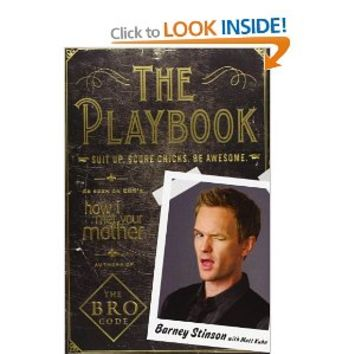 The Playbook: Suit Up. Score Chicks. Be Awesome [Paperback]