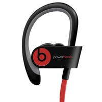 Beats by Dre Powerbeats 2 Wireless Headphones - Mens Headphones - Black - NOSZ