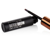 Maybelline Tattoo Gel Eyebrow Tint Peel Dark Brown