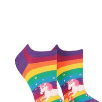 Magical Unicorn Socks | Womens