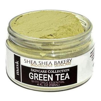 Facial Mask-Green Tea