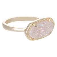 Women's Kendra Scott 'Ella' Drusy Ring - Gold