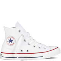 Converse Chuck Taylor All-Star Classic Hi-Top Optical White