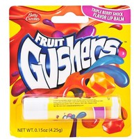 Gushers Lip Balm: Triple Berry Shock | Stupid.com