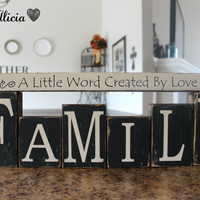 Family Block Set <3