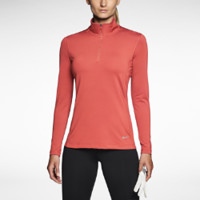 Nike Half-Zip Key Women's Golf Cover-Up