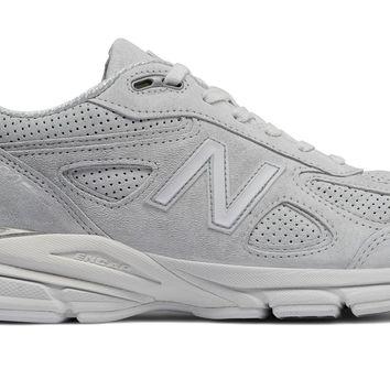 spbest WOMEN NEW BALANCE 990 Made in US - Grey