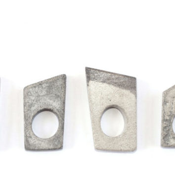 Sharp angle contemporary concrete ring,minimalist jewelry, One-of-a-Kind ring, Modern Jewelry,  lightweight concrete jewelry.