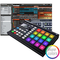 Native Instruments: Maschine Mikro MK2 Groove Production Studio