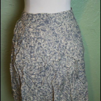 Vintage '90s MiniSkirt// S by StoriesForBoys on Etsy