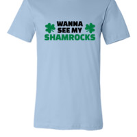 Wanna see My Shamrocks