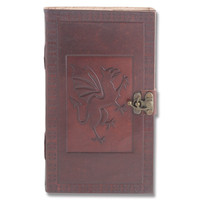 Dragon Leather Journal - Default