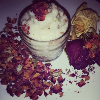 Sandalwood Rose Whipped Body Butter Lotion