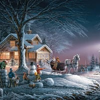 Terry Redlin Collection Jigsaw Puzzle 1000 Pieces