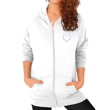 Women's American Apparel #sacredcircle Zip Hoodie
