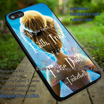 Colors of Wings Peri | Quotes | Tinker Bell | Ddisney Princess | case/cover for iPhone 4/4s/5/5c/6/6+/6s/6s+ Samsung Galaxy S4/S5/S6/Edge/Edge+ NOTE 3/4/5 #cartoon #disney #animated #tinkerbell #comic ii