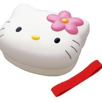 Sanrio Hello Kitty Face Shaped Bento Box
