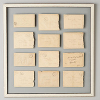 Love Notes Vintage Wall Art