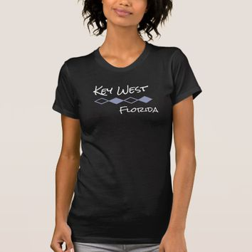 Key West - Florida -- Designer T-shirt