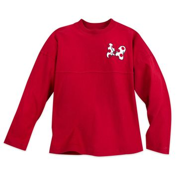 Authentic Disney Store Minnie Mouse Spirit Jersey Top for Girl - Red Size M(7/8)