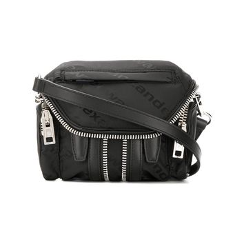 Micro Zippered Crossbody Bag by Alexander Wang