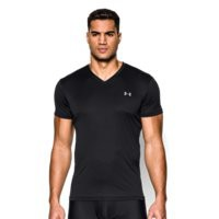 Under Armour Men's UA HeatGear Performance V-Neck Undershirt 2-Pack
