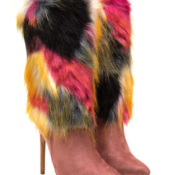 Play Fur Keeps Pointy Boots GoJane.com