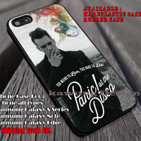 Panic At The Disco iPhone 6s 6 6s+ 6plus Cases Samsung Galaxy s5 s6 Edge+ NOTE 5 4 3 #music #patd ii