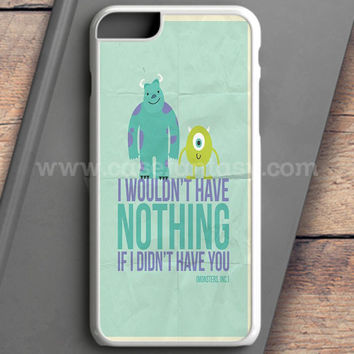 Monsters Inc iPhone 6S Case | casefantasy