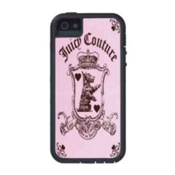 Juicy Couture Logo for iphone 5s case