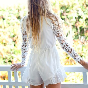 ALABAMA PLAYSUIT