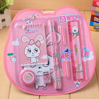 1 PCS School Supplies Creative Cartoon Stationery Set for Students Rewarding