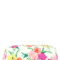 Printed pencil case - Cream | Gifts for Her | Ted Baker