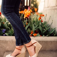 Just Take a Look Wedges